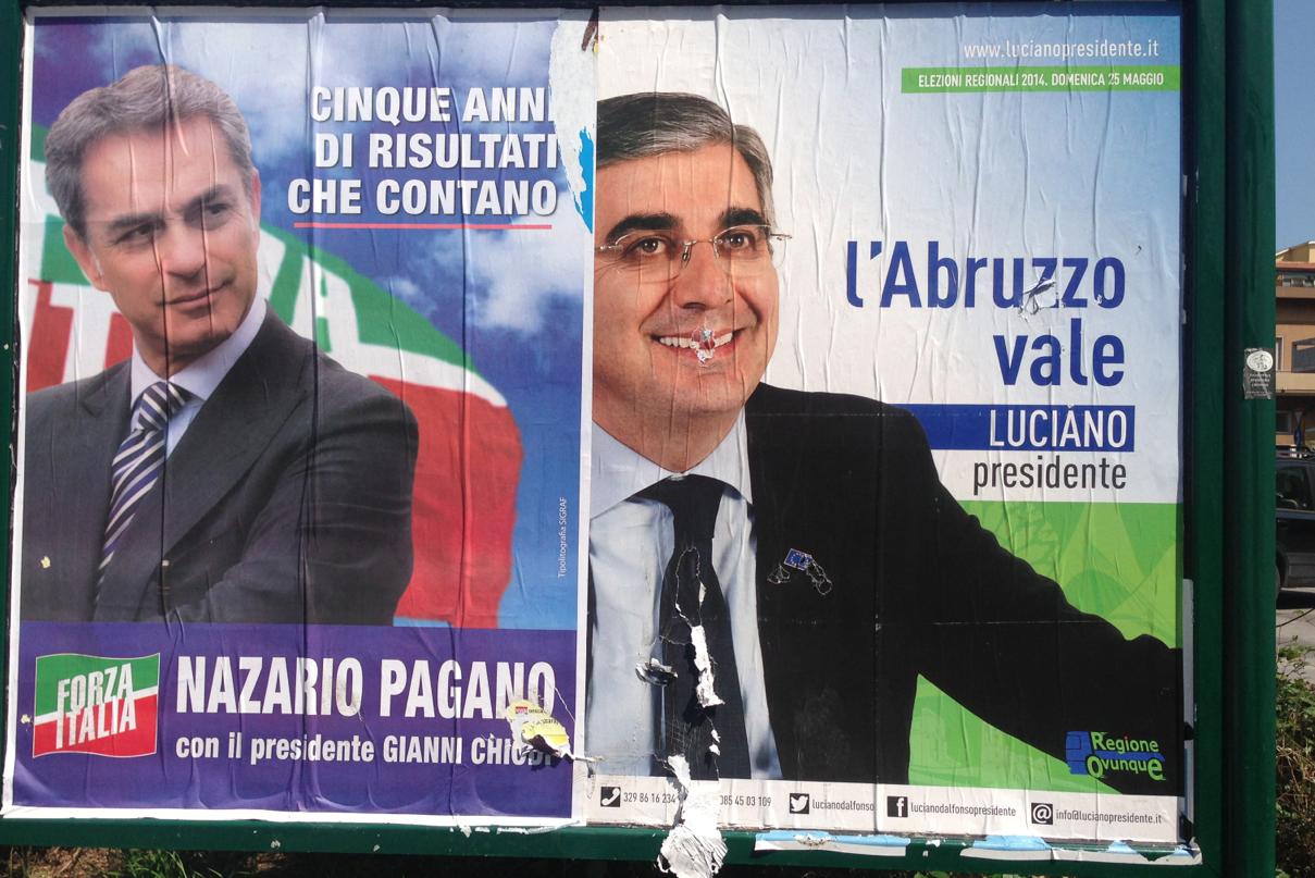 Abruzzo Elezioni
