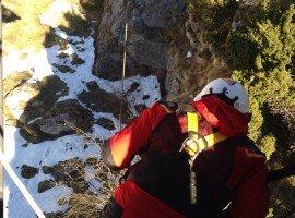 Gran Sasso, recuperati tre giovani escursionisti