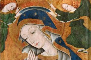 Copertina catalogo mostra 'L'Aquila. Tesori d'arte tra XIII e XVI secolo' al Forte di Bard