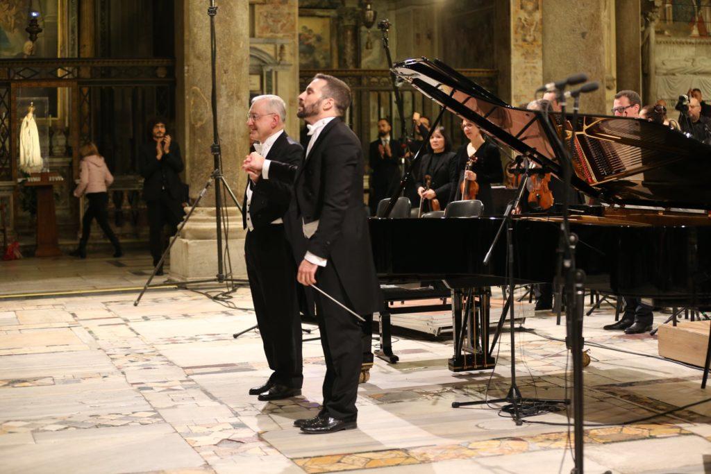 Al direttore d'orchestra Jacopo Sipari l'Oscar della Lirica Mondiale