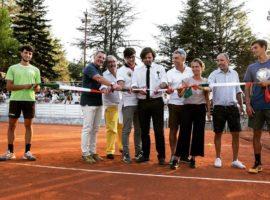 Circolo  Tennis L'Aquila: Il 14 Febbraio al via lavori riqualificazione