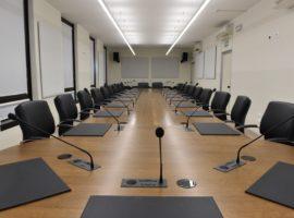 Consiglio Abruzzo: nuova sala per le Commissioni