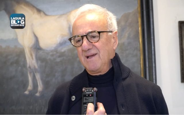 L'Aquila: Raffaele Panarelli racconta il rientro in centro storico dopo 10 anni