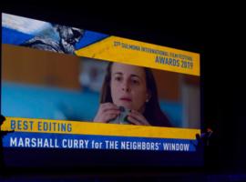 Oscar 2020: al vincitore miglior cortometraggio il plauso di Sulmonacinema