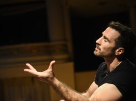 """Jacopo Sipari apre il Festival """"Bel canto"""" in Siberia con l'Aida"""