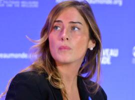Italia Viva,  Maria Elena Boschi lunedì all'Aquila