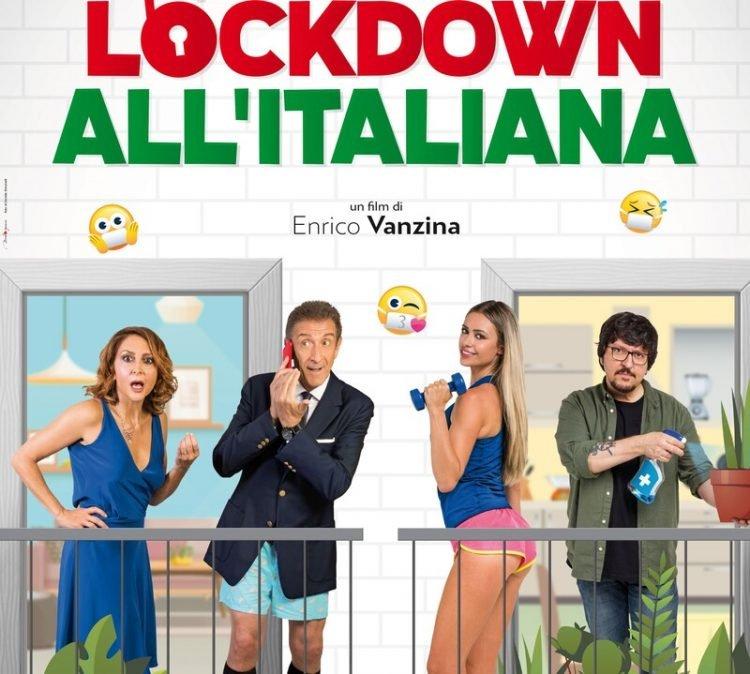 Locandina film Lockdown all'Italiana