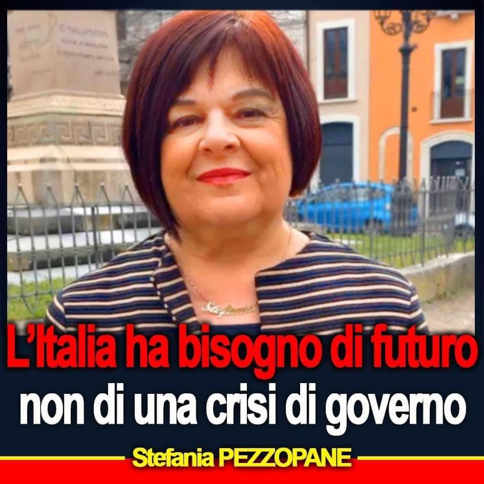 """Pezzopane (Pd): """"Crisi errore contro Italia."""