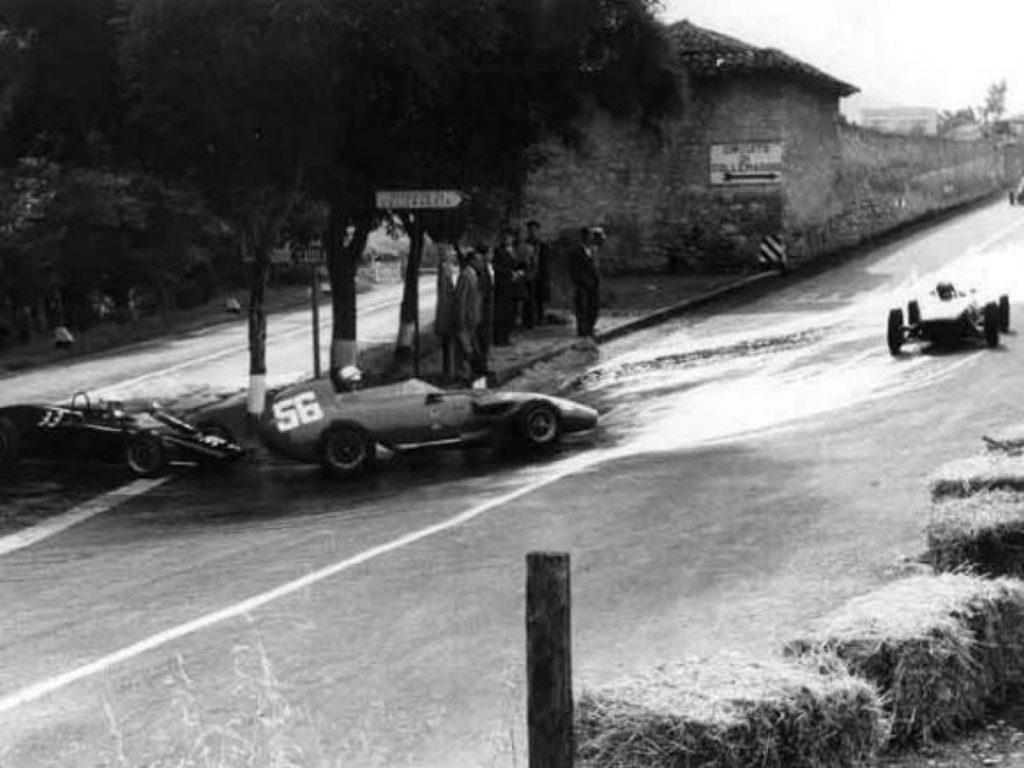Circuito di Collemaggio (Gran Premio Pietro Cidonio) Anno: 1950-1963 Aggiunta da L'Aquila De Na Ote
