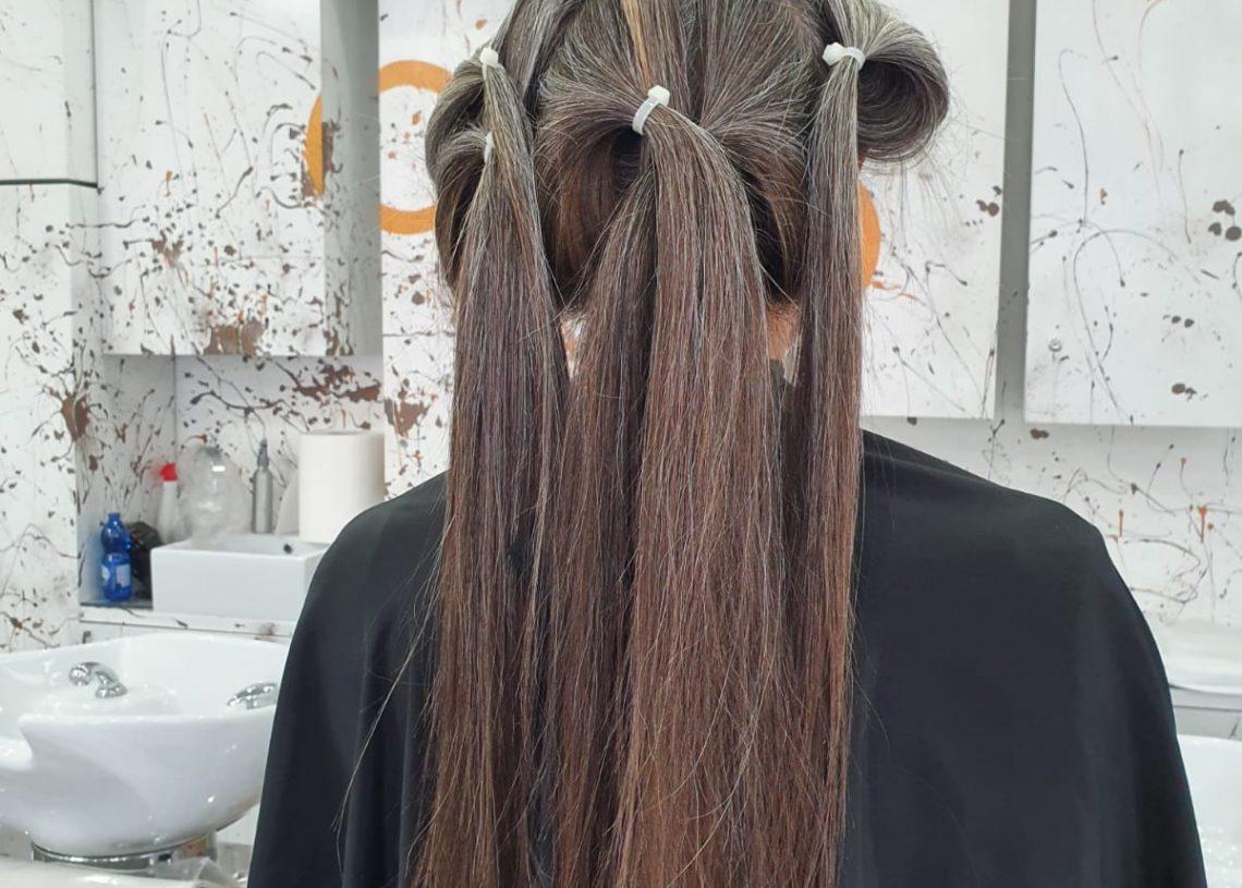 Catia, 50 cm di capelli a chi ne ha più bisogno | L'Aquila ...