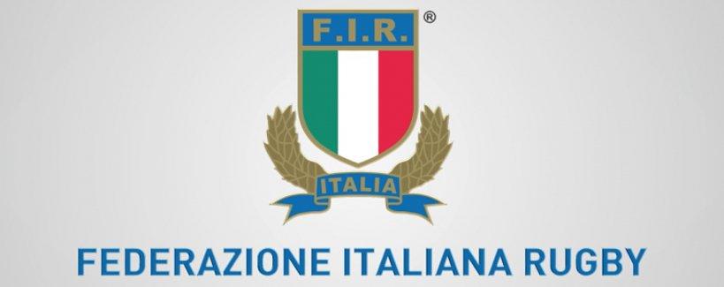 Logo Federazione italiana rugby