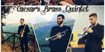 Ceasar's Brass Quintet