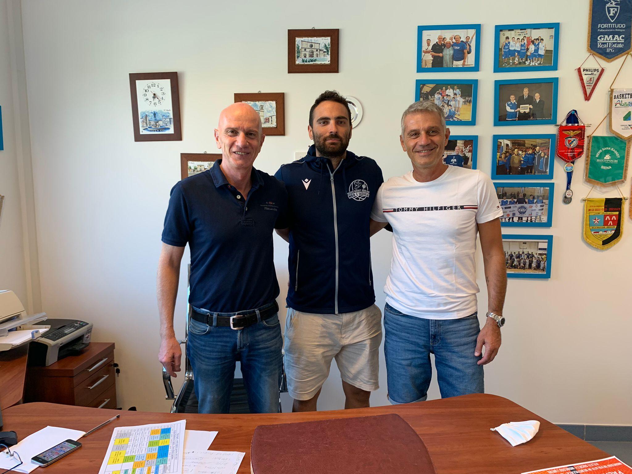 Roberto Nardecchia, Giancarlo Schiavoni e Paolo Nardecchia