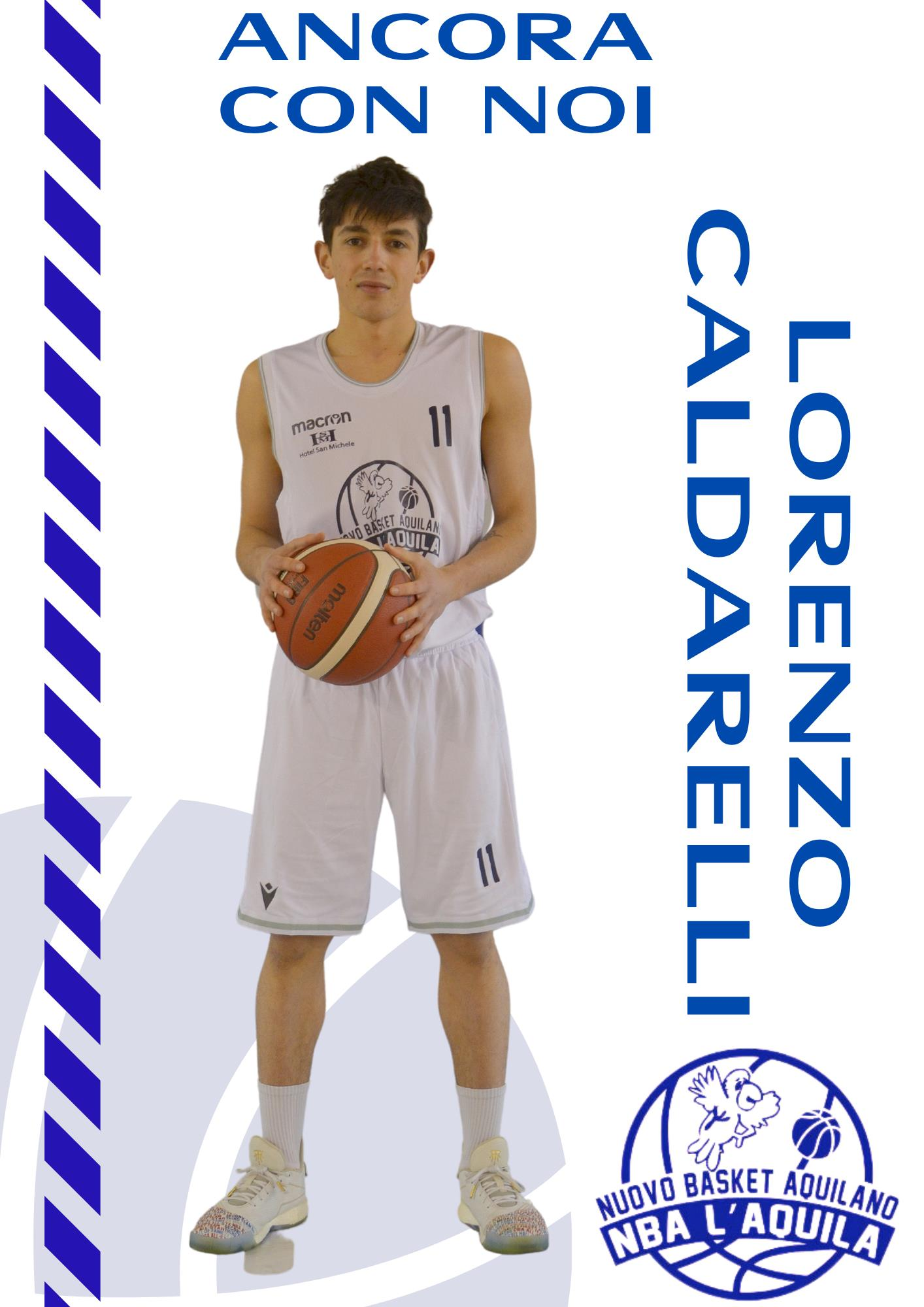 Lorenzo Caldarelli