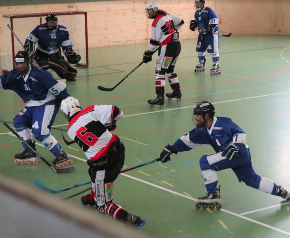 Italia hockey inline