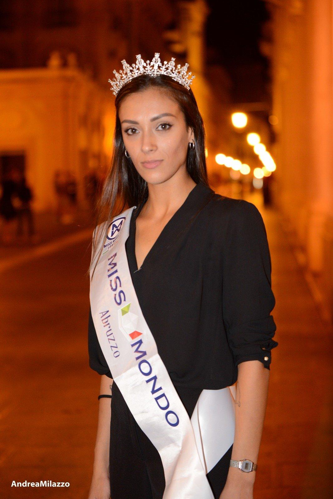 Lorenza Mammarella Miss Mondo Abruzzo