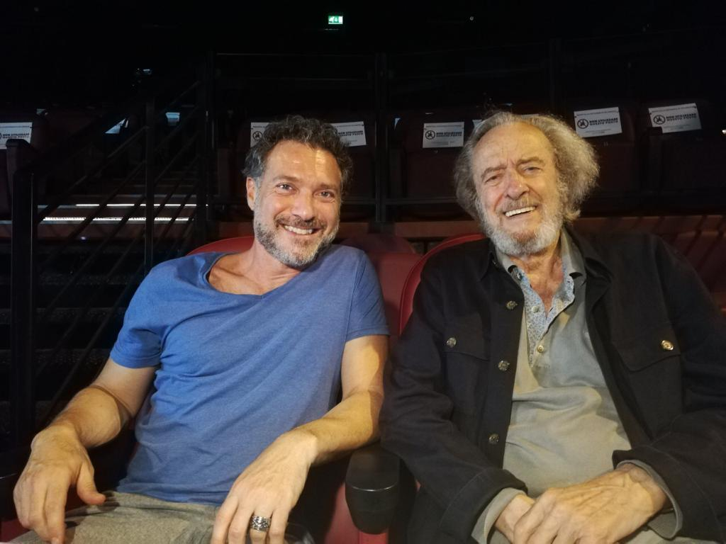Manuele Morgese e Mariano Rigillo