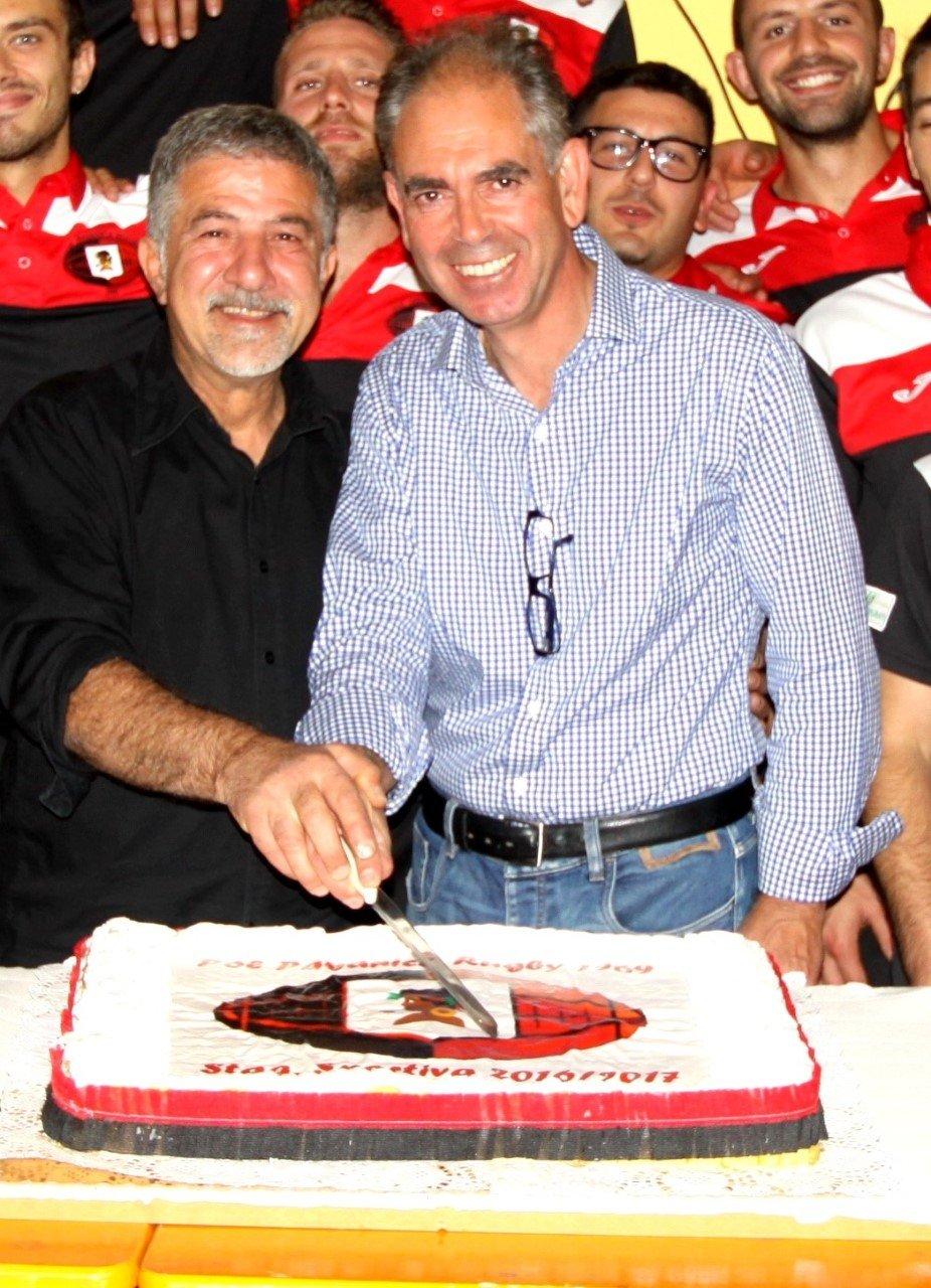 Sergio Rotellini e Antonio Rotellini