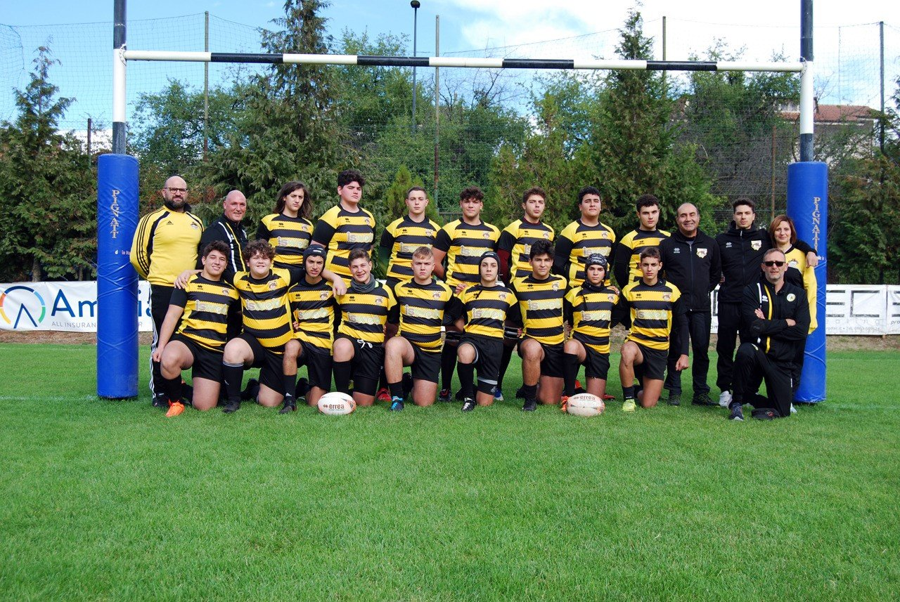 Isweb Avezzano Rugby Under 17 2021-2022