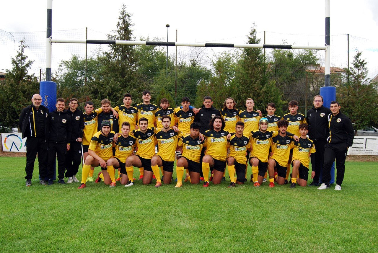 Isweb Avezzano Rugby  Under 19 2021-2022