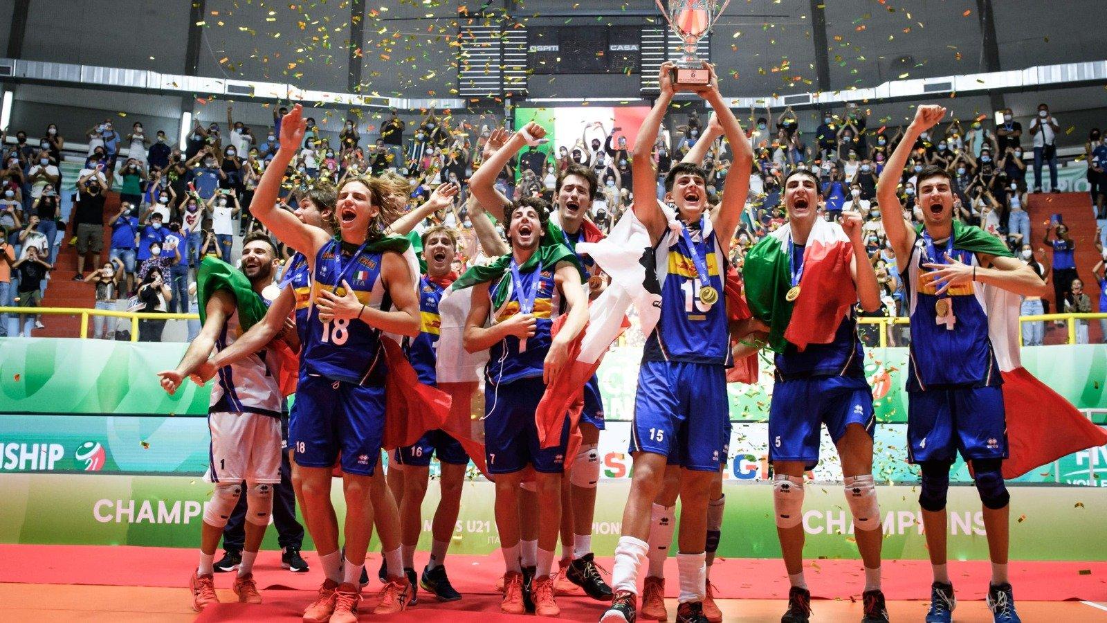 Italia volley Under 21