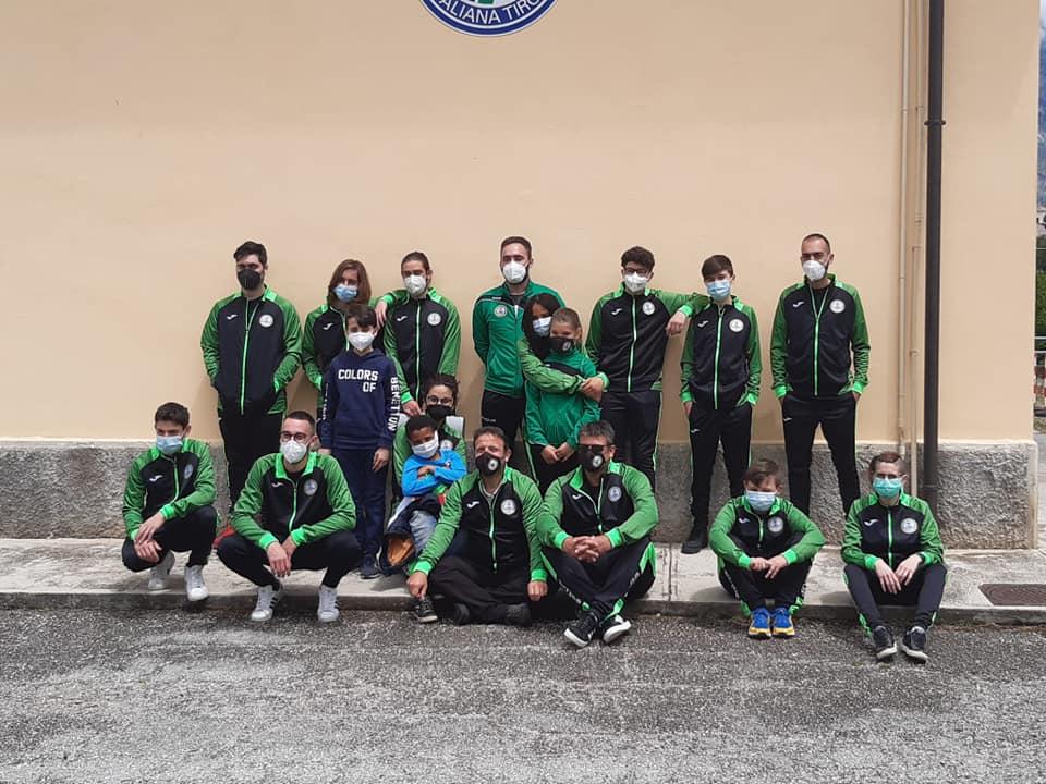 Squadra Tiro a Segno L'Aquila 2021